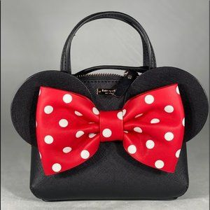 Kate Spade Minnie Mouse Crossbody Bag